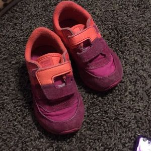 6 month girl saucony shoes